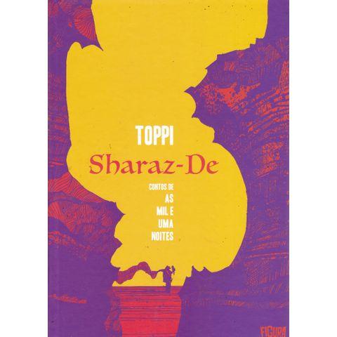 Sharaz-De---Contos-de-As-Mil-e-Uma-Noites---Volume---1-
