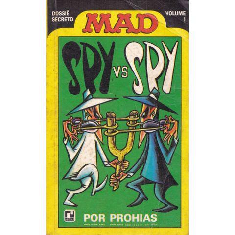 Dossie-Secreto-Spy-vs.-Spy---Volume---1