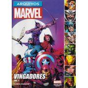 Arquivos-Marvel---02---Vingadores---Volume-1