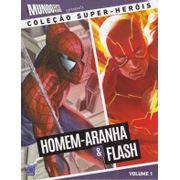 Colecao-Super-Herois---1---Homem-Aranha-e-Flash