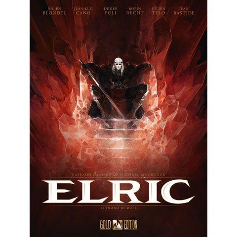 Elric---Volume-1---O-Trono-de-Rubi-