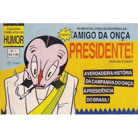 Colecao-O-Melhor-do-Humor---1---Amigo-da-Onca-Presidente