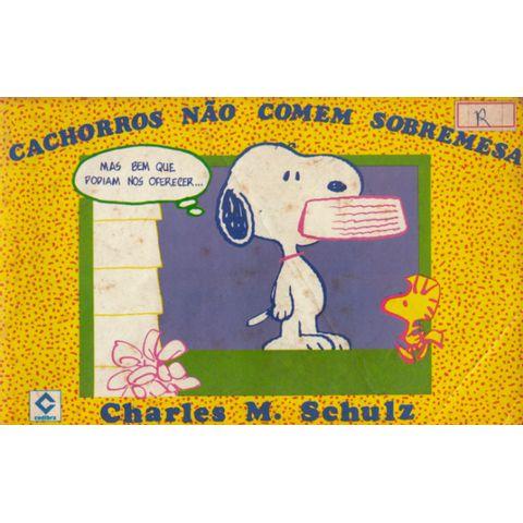 Snoopy---Cachorros-Nao-Comem-Sobremesa