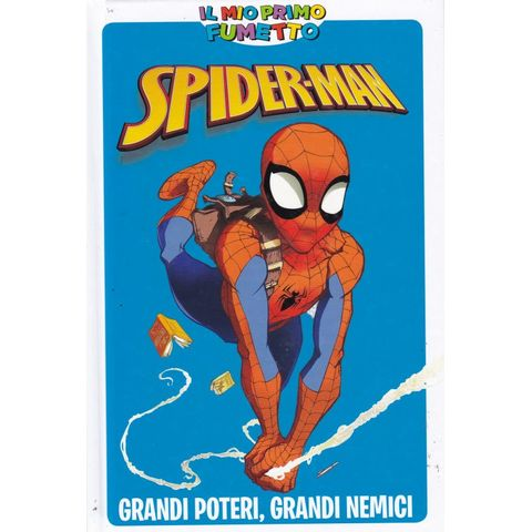 Il-Mio-Primo-Fumetto---1---Spider-Man---Grandi-poteri-grandi-amici