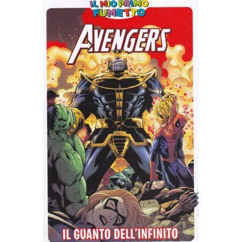 Il-Mio-Primo-Fumetto---13---Avengers---Il-Guanto-dell-Infinito