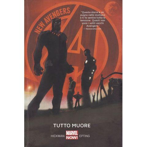 New-Avengers---Volume-1---Tutto-Muore