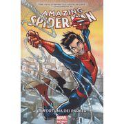 Amazing-Spider-Man---Volume-1---La-Fortuna-dei-Parker
