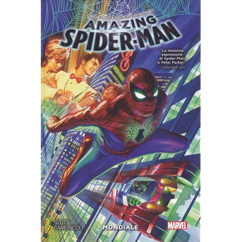 Amazing-Spider-Man---Volume-1---Mondiale
