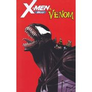 X-Men-Blu---Venom---Poison-X--Edizione-Variant-