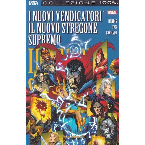 I-Nuovi-Vendicatori---Volume-7---Il-Nuovo-Stregone-Supremo