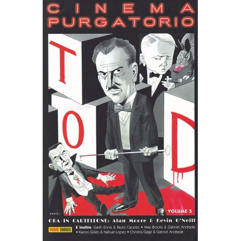 Cinema-Purgatorio---Volume-5