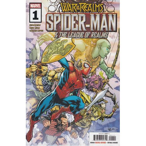 War-of-the-Realms-Spider-Man-and-the-League-of-the-Realms---1