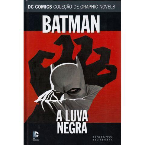 DC-Comics---Colecao-de-DC-Comics---Colecao-de-Graphic-Novels-65---Batman---A-Luva-NegraGraphic-Novels-61---Batman-Cacadora---Sede-de-Sangue