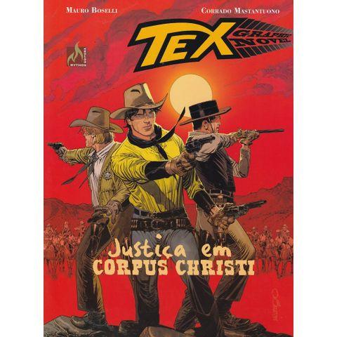 Tex-Graphic-Novel---6---Justica-em-Corpus-Christi