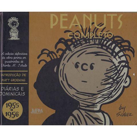 Peanuts-Completo---1955-a-1956