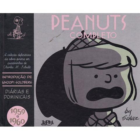 Peanuts-Completo---1959-a-1960