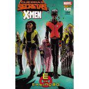 Guerras-Secretas---X-Men-3---E-de-Extincao