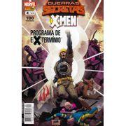 Guerras-Secretas---X-Men-4---Programa-de-Exterminio