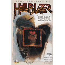 John-Constantine---Hellblazer---Origens---Volume---7---O-Coracao-do-Menino-Morto--2ª-Edicao-
