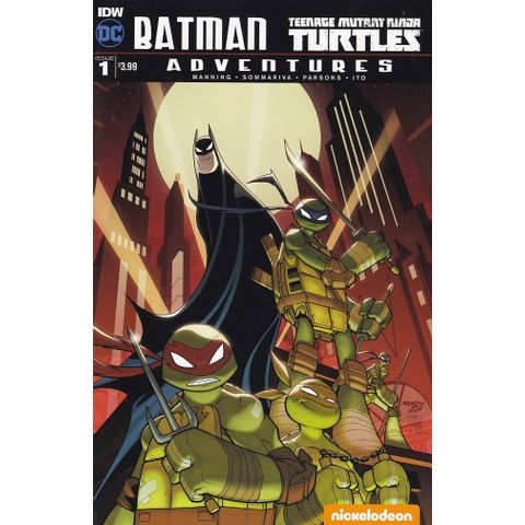 Batman---Teenage-Mutant-Ninja-Turtles-Adventures---1