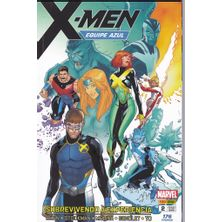 X-Men---Equipe-Azul---2---Sobrevivendo-a-Experiencia