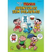 Turma-da-Monica---Aventuras-Sem-Palavras---Volume-1-
