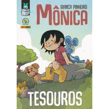Graphic-MSP---22---Monica---Tesouros---Cartonado