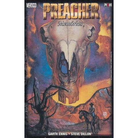 Preacher---Memorias