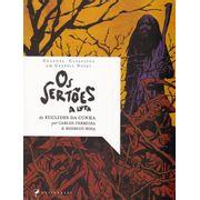 Grandes-Classicos-em-Graphic-Novel---Os-Sertoes---A-Luta