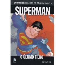 DC-Comics---Colecao-de-Graphic-Novels---03---Superman---O-Ultimo-Filho