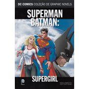 DC-Comics---Colecao-de-Graphic-Novels---14---Superman-e-Batman---Supergirl