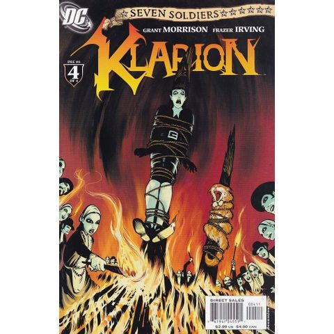 Seven-Soldiers---Klarion-the-Witch-Boy---4