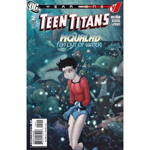 Teen-Titans---Year-One---2