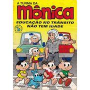 Turma-da-Monica---Educacao-No-Transito-Nao-Tem-Idade--1º-Edicao-