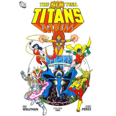 New-Teen-Titans-Omnibus--HC----Volume---1