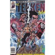 Rika-Comic-Shop--Tekken-Saga---1