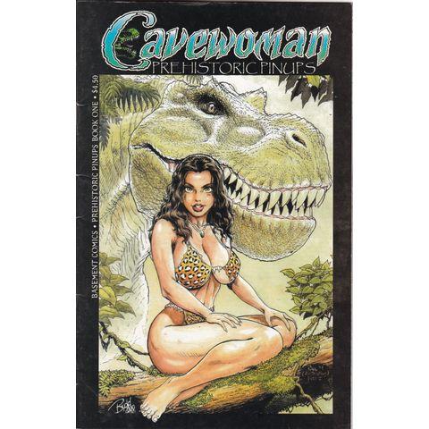 Rika-Comic-Shop---Cavewoman---Prehistoric-Pinups---1