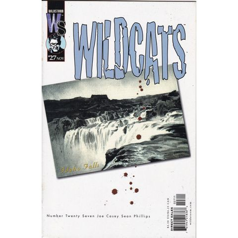 Rika-Comic-Shop---Wildcats---Volume-1---27