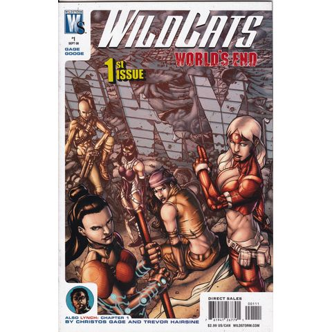 Rika-Comic-Shop---Wildcats---Volume-3---01