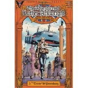 Rika-Comic-Shop--Adventures-of-Luther-Arkwright---Valkyrie-Press---2