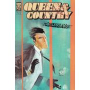 Rika-Comic-Shop--Queen-and-Country-Declassified---Volume-1---1