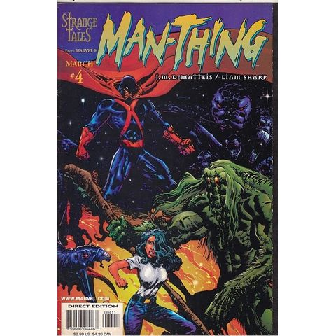 Rika-Comic-Shop--Man-Thing---Volume-3---4