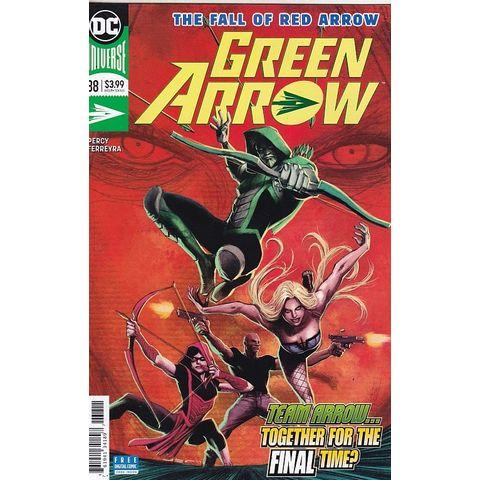 Rika-Comic-Shop--Green-Arrow---Volume-5---38