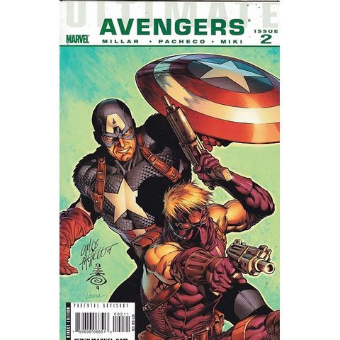 Rika-Comic-Shop--Ultimate-Avengers---2