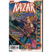 Rika-Comic-Shop--Ka-Zar-Annual---Volume-3---1997