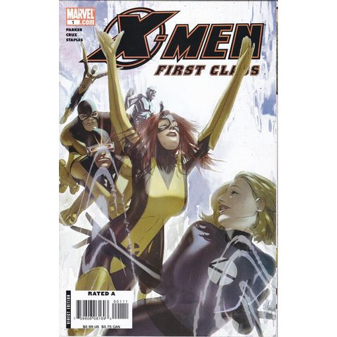 Rika-Comic-Shop--X-Men---Fist-Class---Volume-2---01