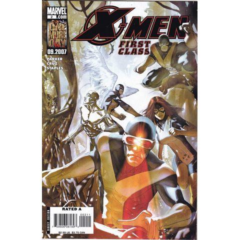 Rika-Comic-Shop--X-Men---Fist-Class---Volume-2---02