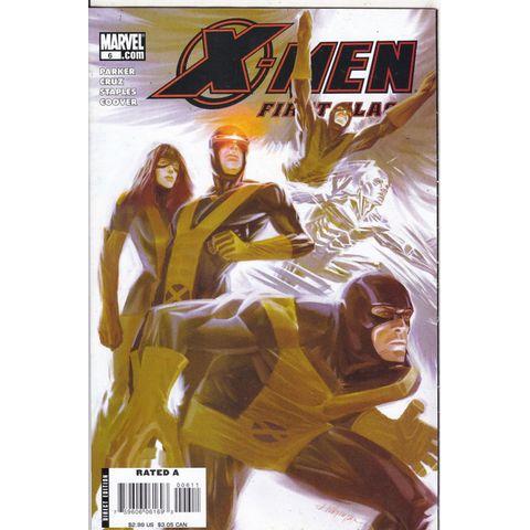 Rika-Comic-Shop--X-Men---Fist-Class---Volume-2---06