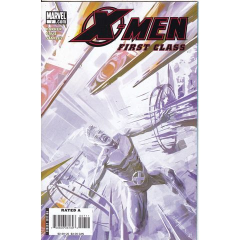Rika-Comic-Shop--X-Men---Fist-Class---Volume-2---07