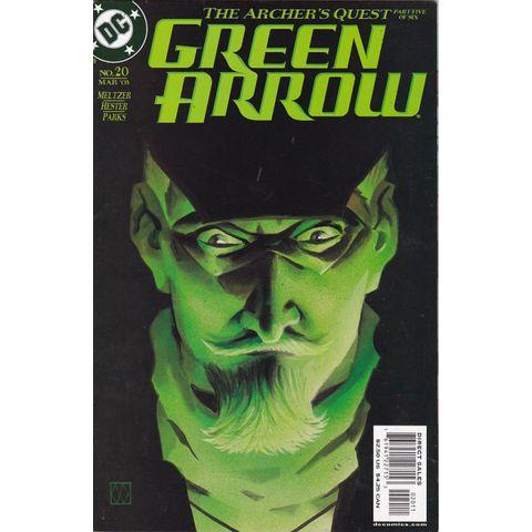 Rika-Comic-Shop--Green-Arrow---Volume-2---20